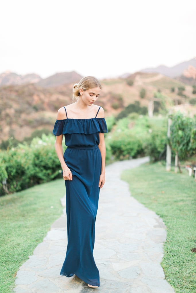 Off-the-Shoulder Bridesmaid Dresses