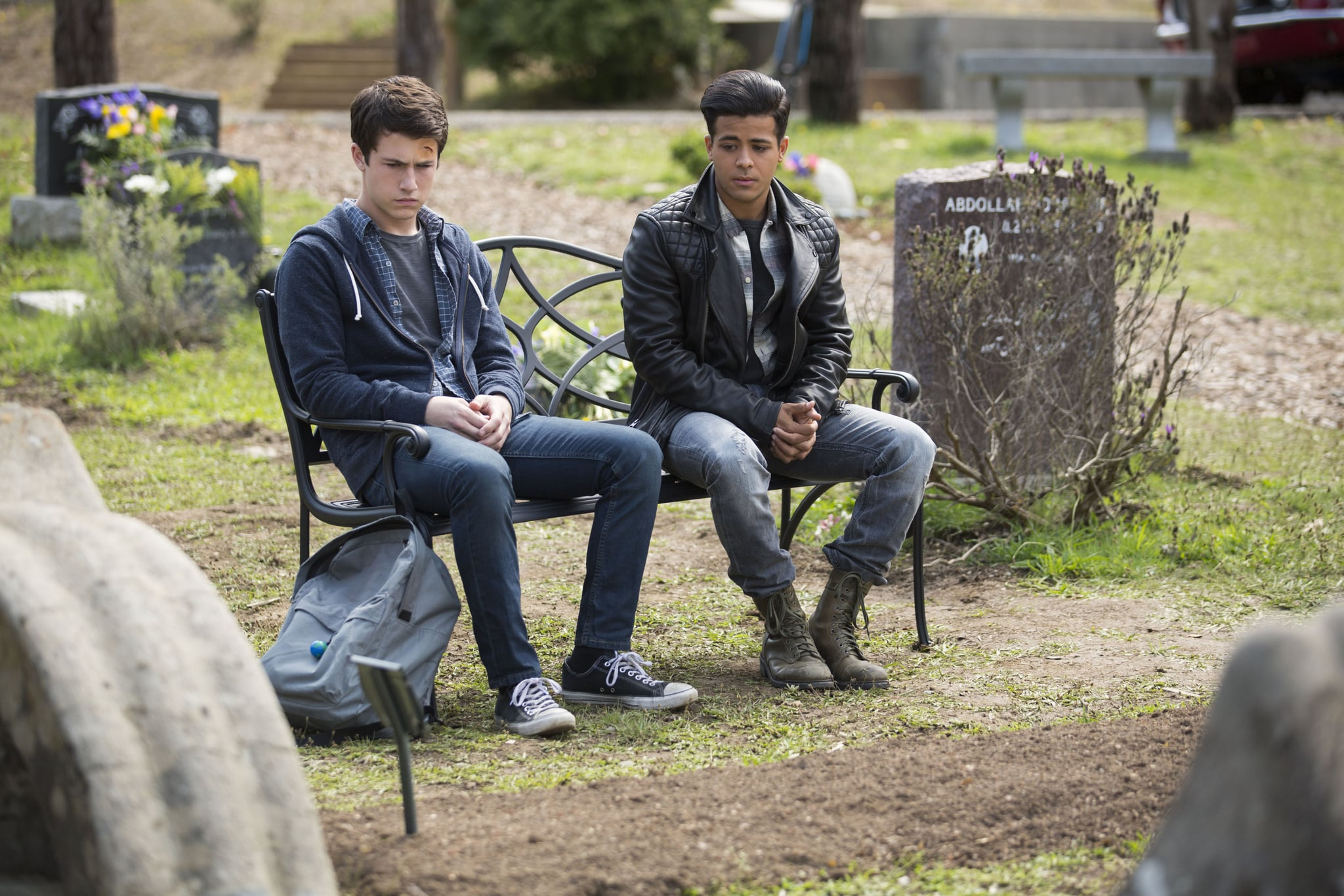 Who Plays Tony In 13 Reasons Why Popsugar Entertainment
