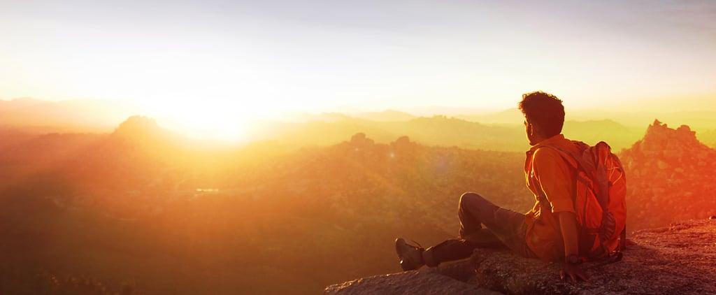 الجبل الأخضر في عمان أحد أجمل أماكن مشاهدة غروب الشمس في الع