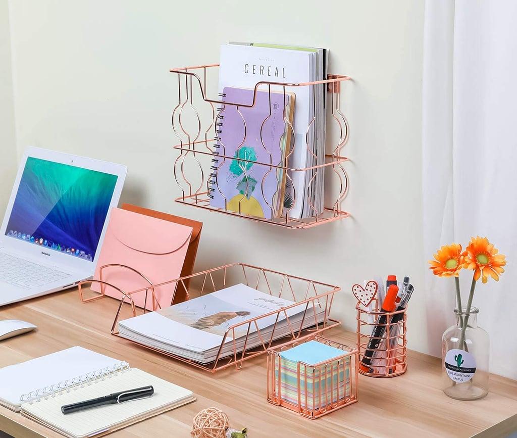 Best Desk Organizers on Amazon  38  POPSUGAR Smart Living