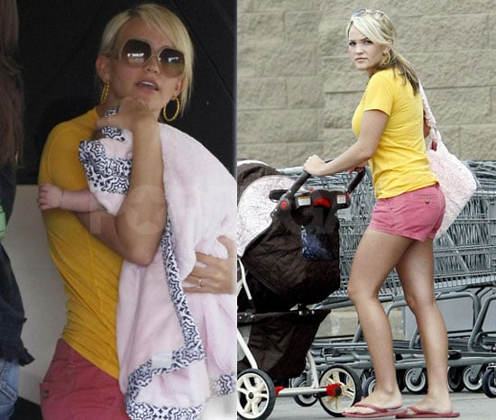 First Photos of Jamie Lynn Spears's Post-Baby Body With Maddie Aldridge