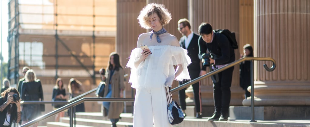 Everything They're Wearing at Australian Fashion Week