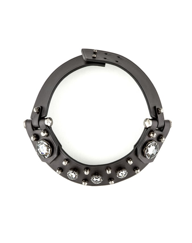 Lanvin Jeweled Choker