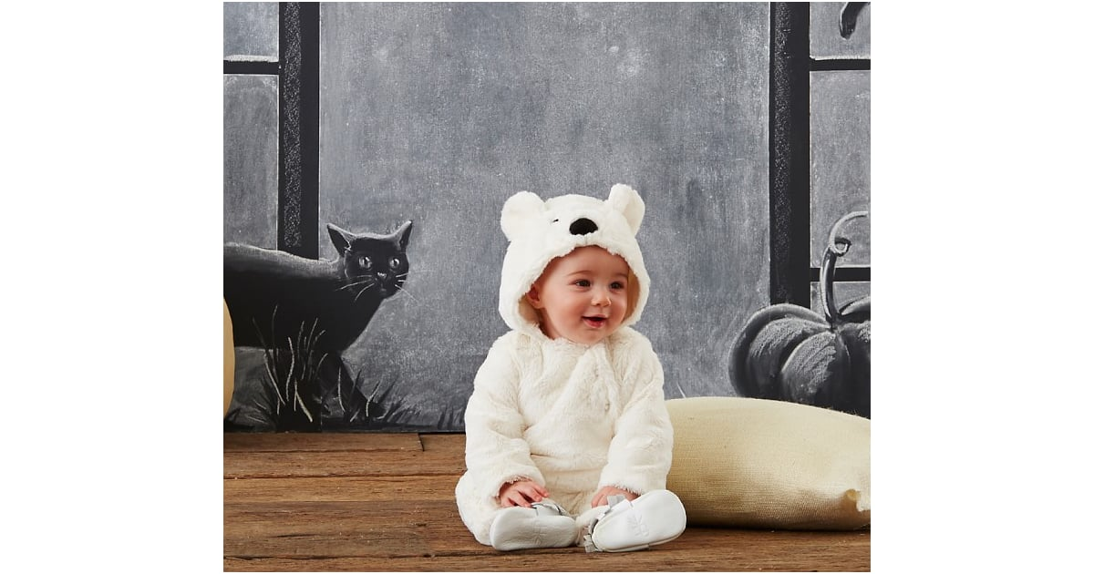 Baby Polar Bear Costume Pottery Barn Costumes Babies