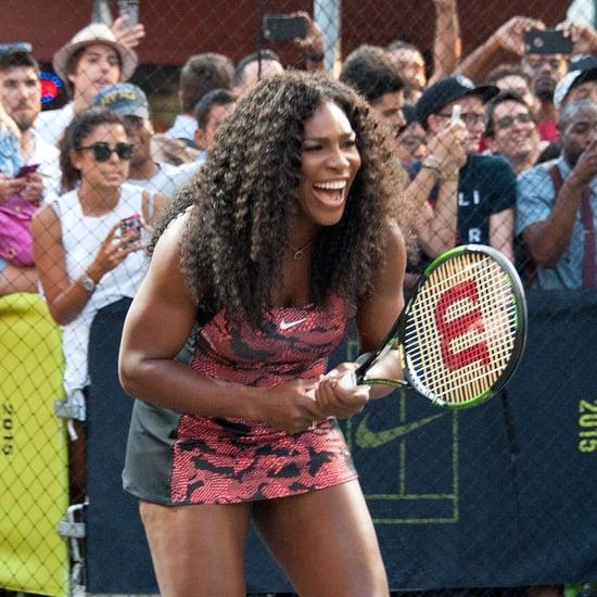 Serena Williams #BeSerena Video