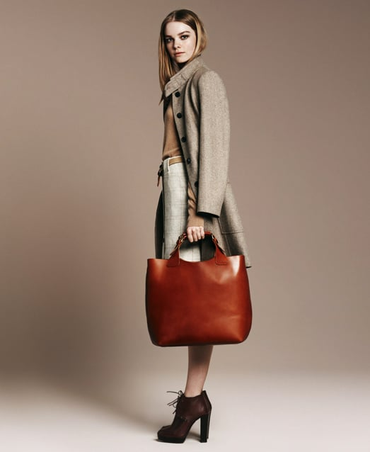 Photos from Zara November 2010 Fall Lookbook