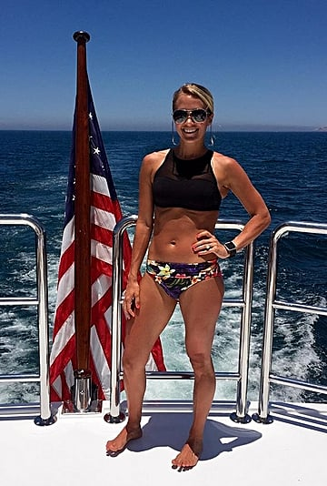 Carrie Underwood Swimsuits Style