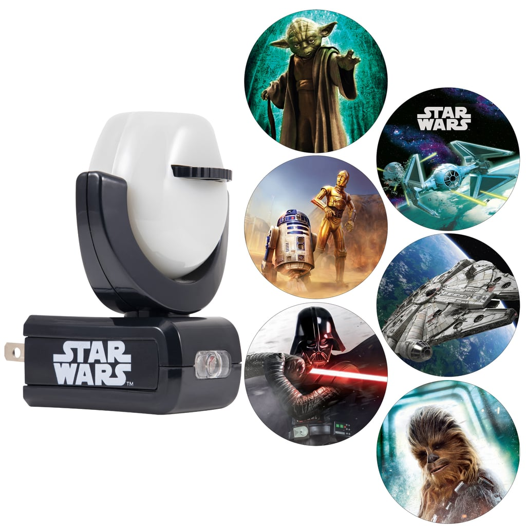 Projectables Star Wars 6-Image Night Light