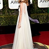 2016 Cape Trend at the Golden Globes