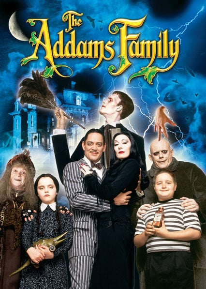 The Addams Family | Halloween Movies For Kids on Netflix 2017 ...