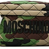 Moschino Camouflage Make Up Bag