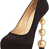 Charlotte Olympia Pin-Heel Pump ($945)