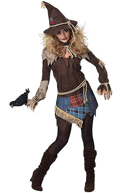 Creepy Scarecrow Costume  sc 1 st  Popsugar & Creepy Scarecrow Costume | Scary Halloween Costumes on Amazon For ...