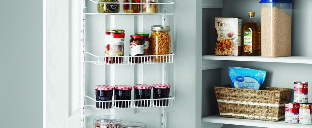 Helpful and Easy Pantry Organizers From Walmart
