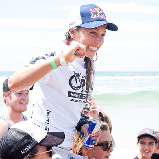 Pro Surfer Sally Fitzgibbons Shares Her Beauty Secrets