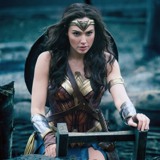 Wonder Woman Scenes That Weren't Overtly Sexual
