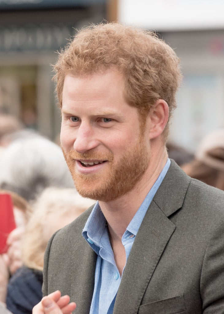 Prince Harry in Nottingham February 2017 | POPSUGAR ...