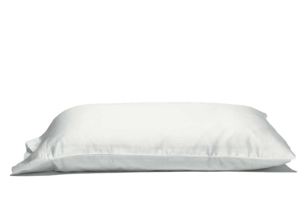 White Satin Pillowcase Luscious & Smoother For Hair | Best