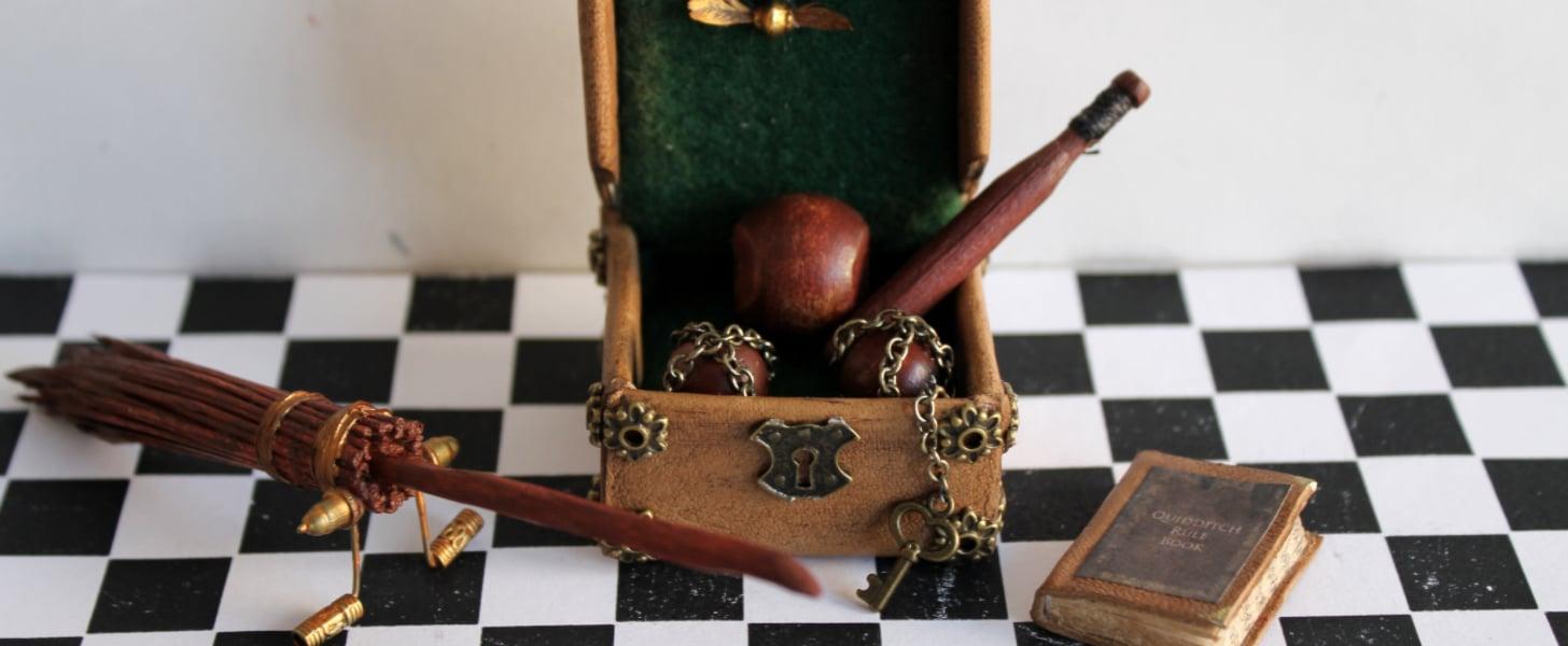 Harry Potter Miniature Sets