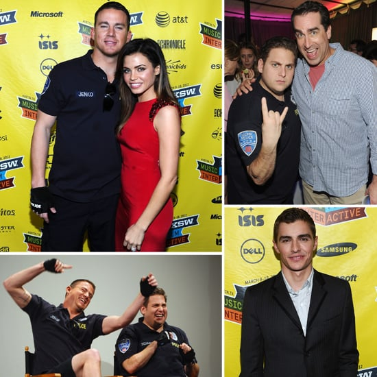 Channing and Jonah Crack Up and Party at SXSW For 21 Jump Street