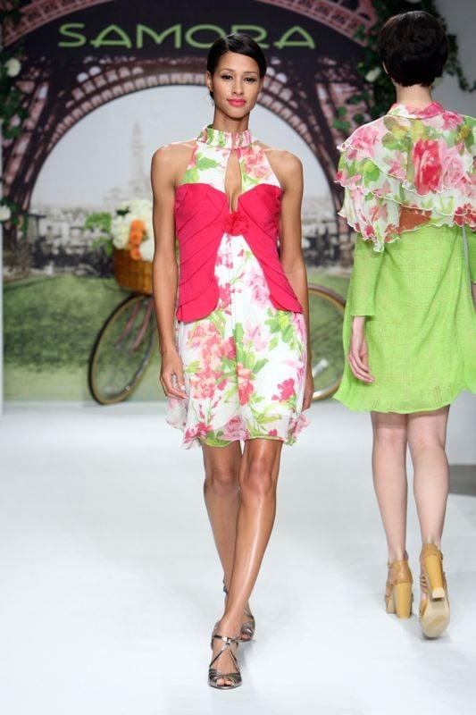 Los Angeles Fashion Week: Samora Spring 2009