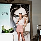 Miranda Kerr Spreads the Valentine's Love in Sydney