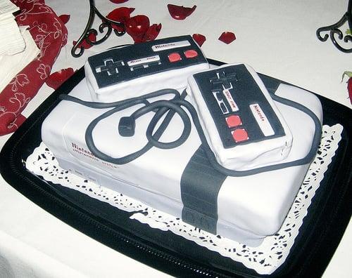 Trend: Geeky Wedding Cakes
