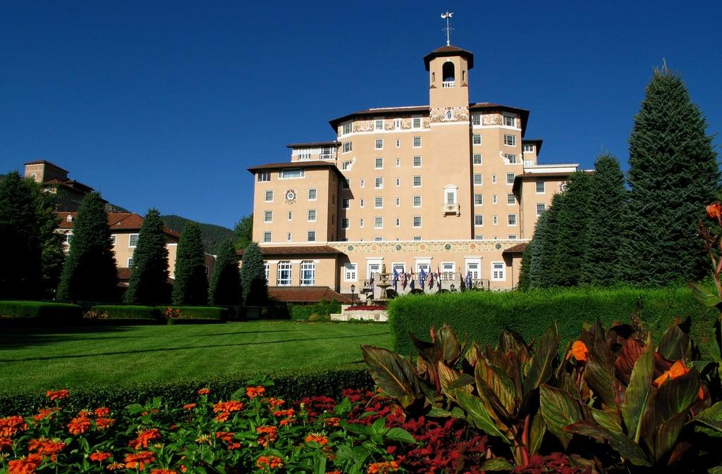 The Broadmoor — Colorado Springs, CO