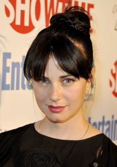 Link Time! Mia Kirshner Joins The Vampire Diaries Cast