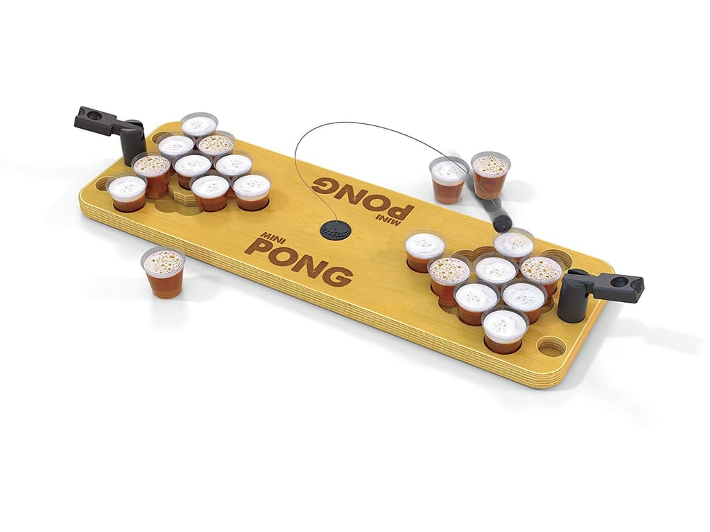 Mini Pong — Bring The Party Anywhere Game