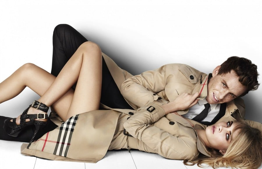 Burberry Spring 2012 Ad Campaign
