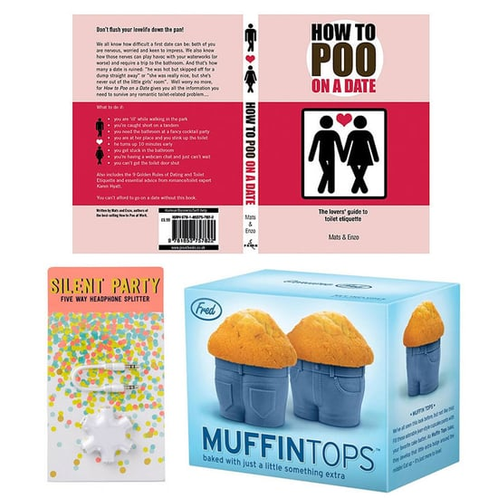 Funny, Quirky and Random Christmas Gift Ideas