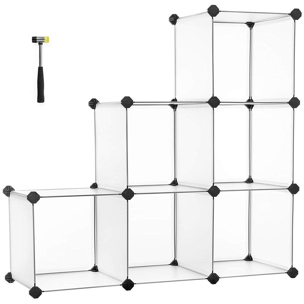 SONGMICS Cube Storage Organiser