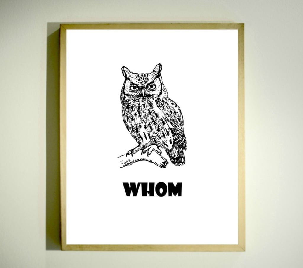 Whom Poster ($5)
