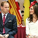 Kate and William also went to Ottowa's Canadian Museum of Civilization on July 1, 2011.