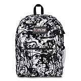 Trans by JanSport Black Paintball