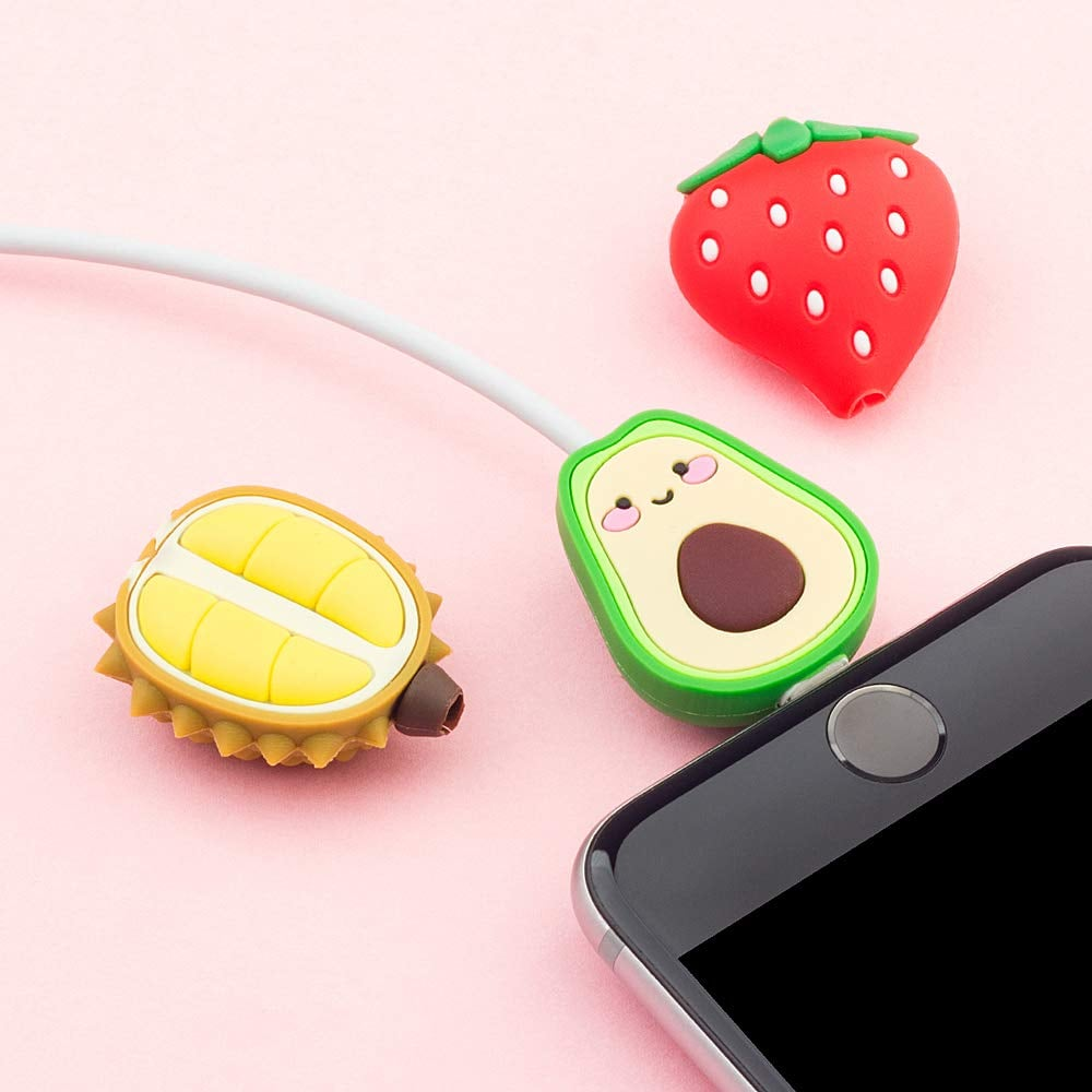 Cute Animal Bite Cable Protector Pack