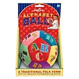 Eeboo Infant Alphabet Ball