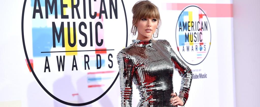 Taylor Swift's AMAs Dress 2018