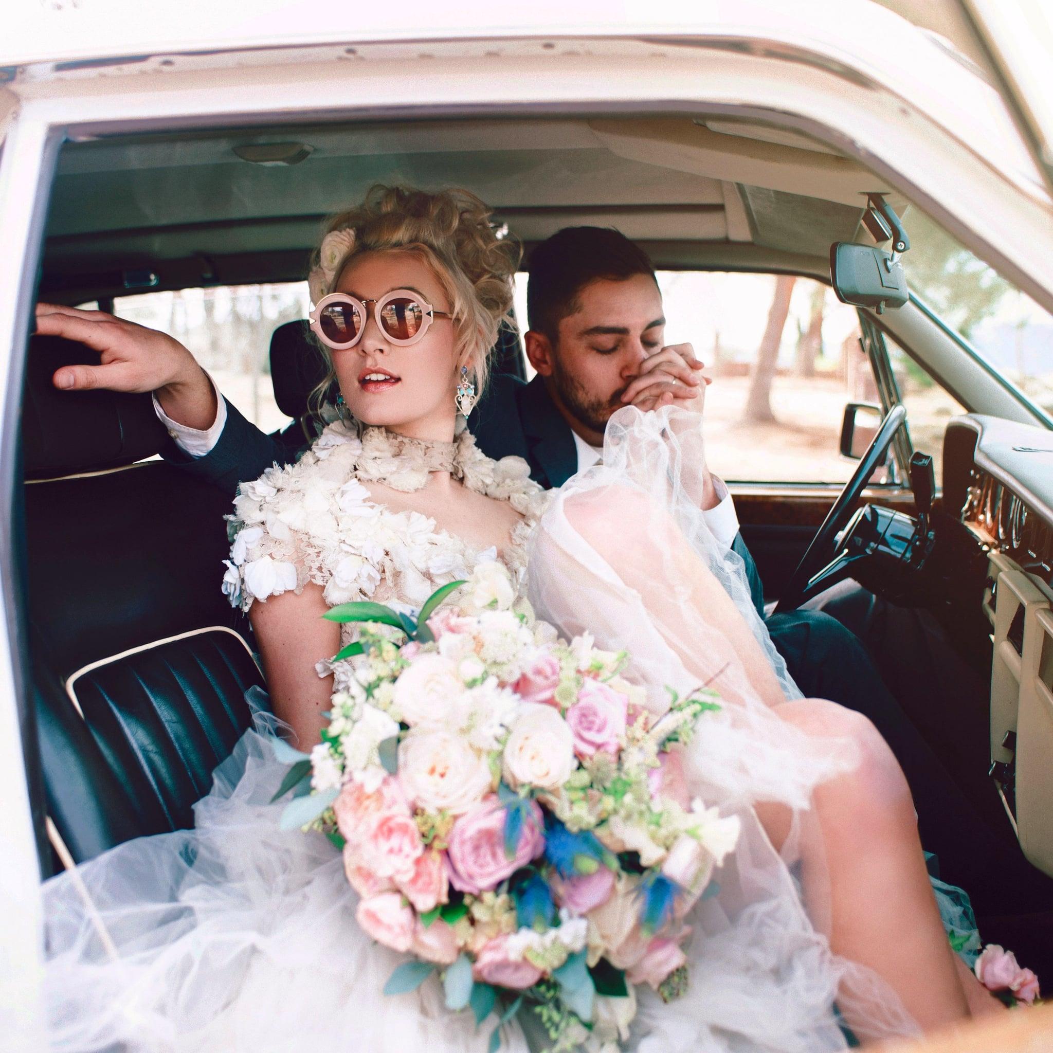 Marie Antoinette Inspired Wedding Dress 6 Lovely