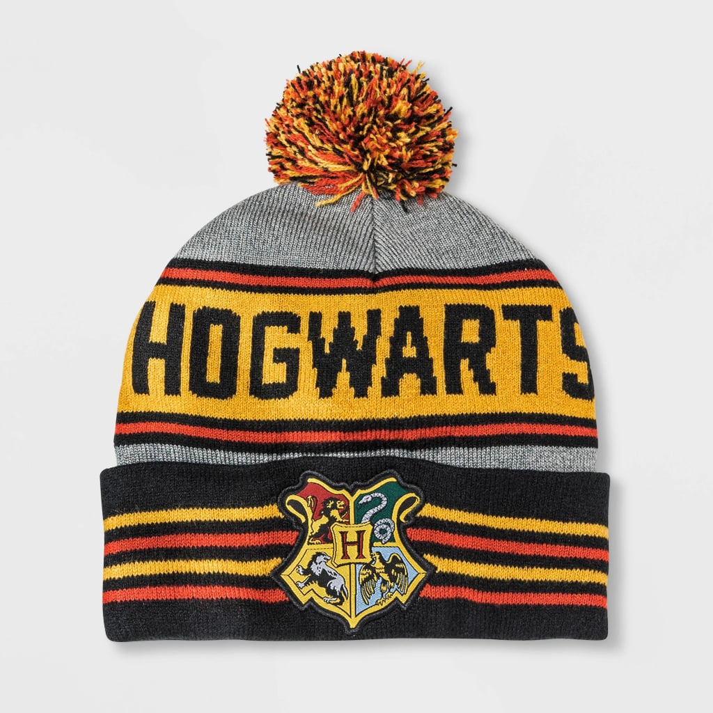 Men's Harry Potter Pom Cuffed Beanie