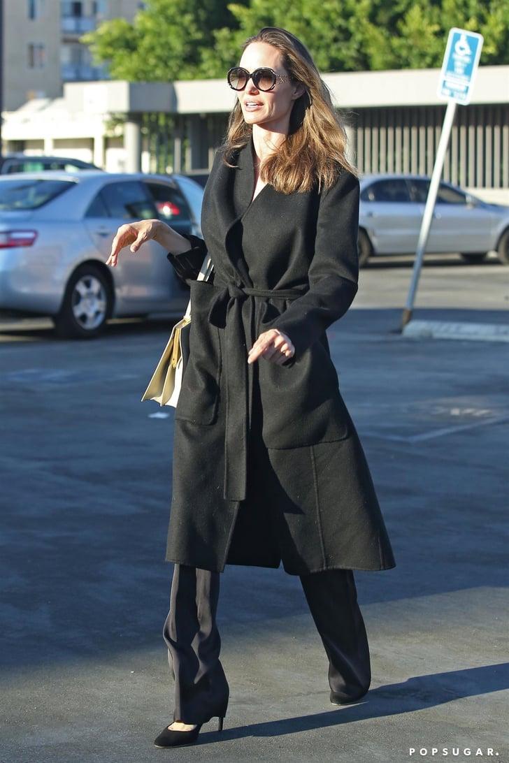 Angelina Jolie's Elie Saab Sunglasses