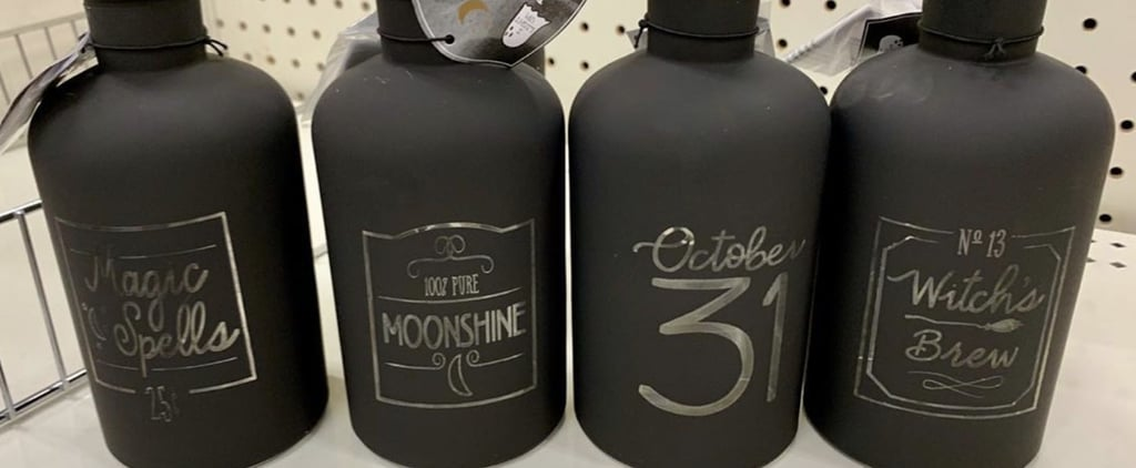 Halloween Potion Bottles From Target