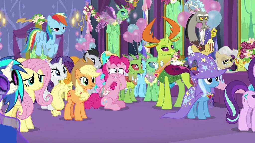 My Little Pony Friendship Is Magic Tv Shows And Movies