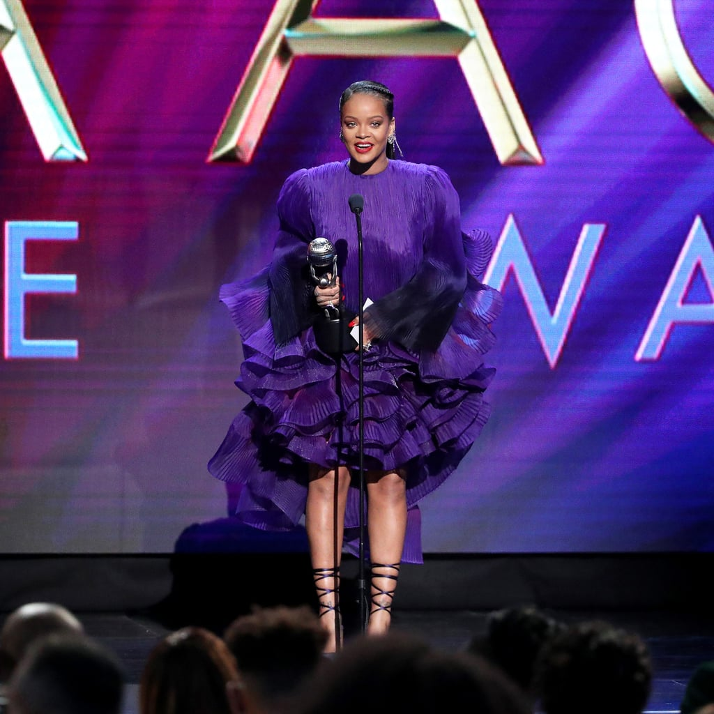 Rihanna Wore Givenchy Couture to the NAACP Image Awards