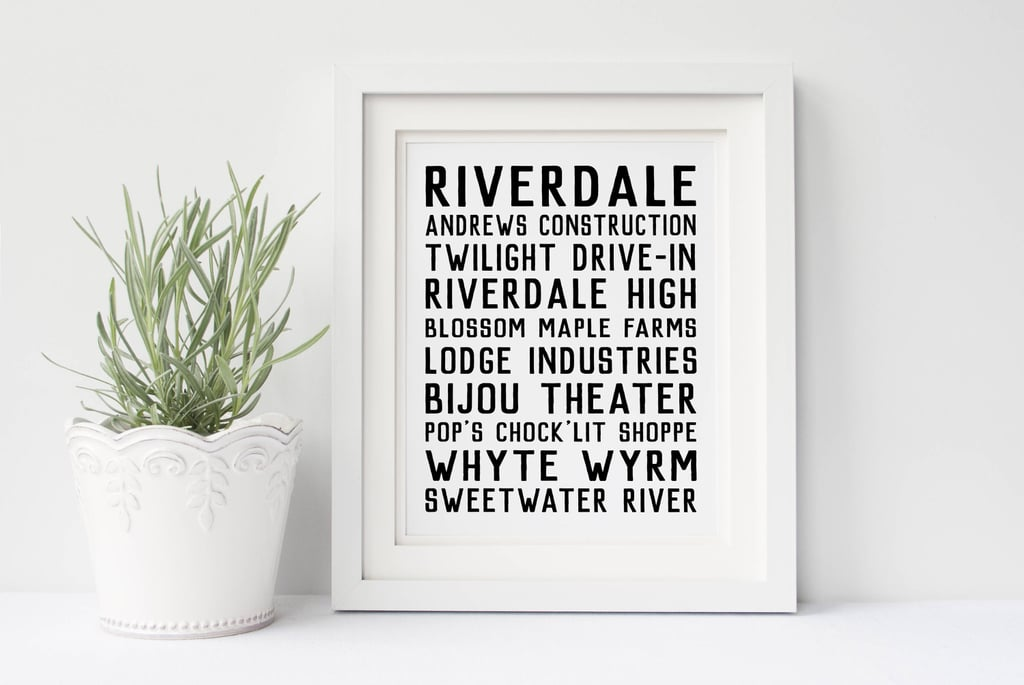 Gifts For Riverdale Fans Popsugar Entertainment