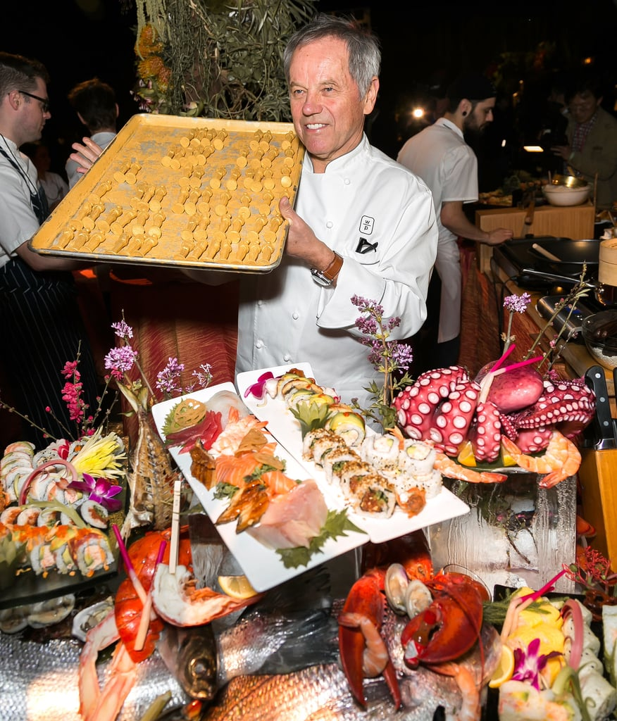 Wolfgang Puck 2014 Governors Ball Food Pictures