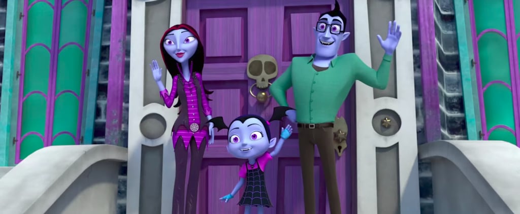 Get an Exclusive First Look at Disney Junior's New Show: Vampirina