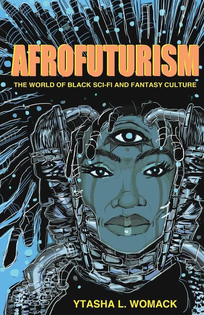 An Afrofuturist book
