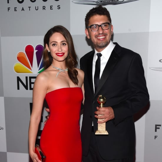 Emmy Rossum's Engagement Ring